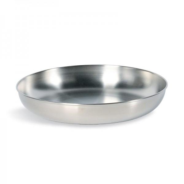 Teller Small Plate Edelstahl