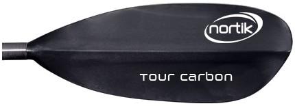 Paddel Tour Carbon 240, 2-teilig, king-pin-teilung, Neigung verst