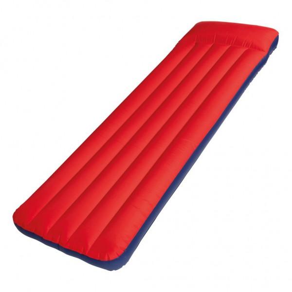Luftmatratze Vollbox-Kastenmatratze rot/blau
