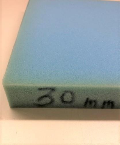 Schaumstoff 3cm 50x50cm