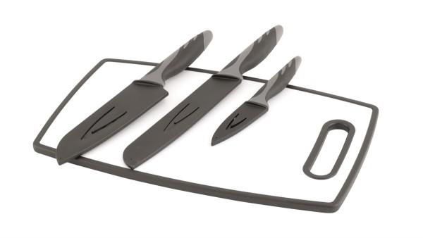 Messer Set + Brett Caldas Outwell