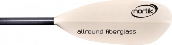 Paddel Allround Fiberglas 2-teilig 230cm