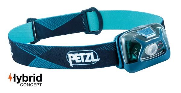 Stirnlampe Tikka Blau Petzl