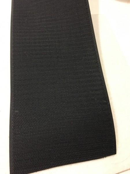 Hakenband Standard 100mm schwarz