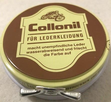 Lederfett Collonil Bekleidung farblos 75ml