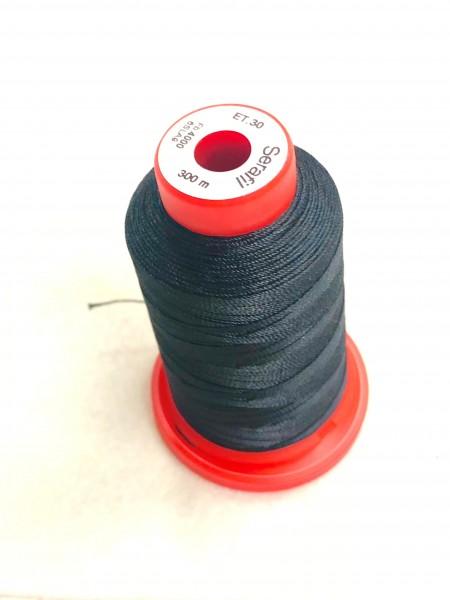 Nähgarn Polyester 30/300 schwarz