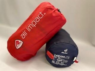 Ultra Light Mat/Sleeping Bag Set