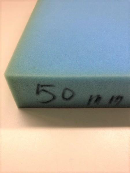 Schaumstoff 5cm 50x50cm