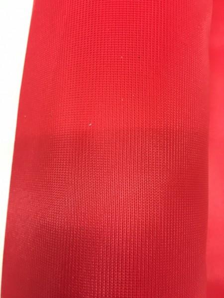 Fahnentuch Nylon 150cm rot