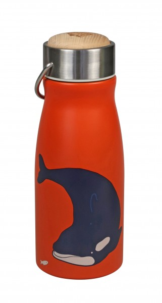 Flasche Flask Orca The Zoo