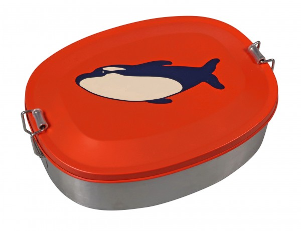 Lunch Box Orca Kids