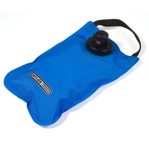 Wasserbeutel 2 L blau