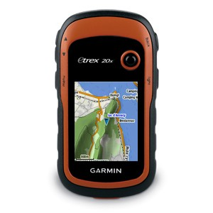 Navigation eTrex 20x Europe Garmin