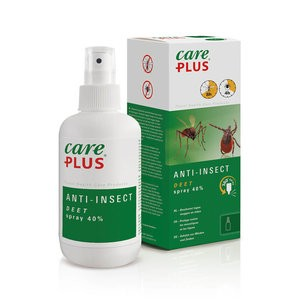 Insektenschutz Care Plus 40% DEET