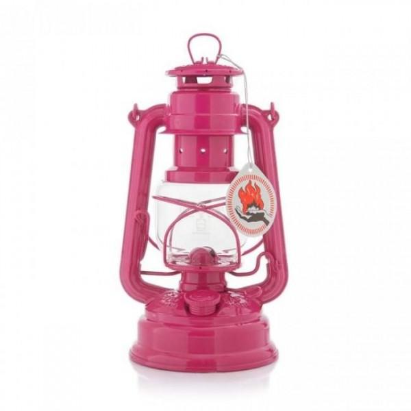 Lampe Petroleum Feuerhand telemagenta