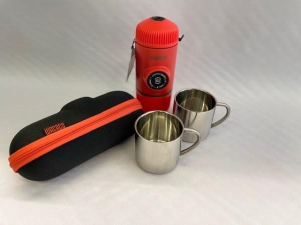 Espresso Maker / Tassen SET