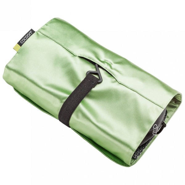 Washbag Kit Minimalist Silk light green