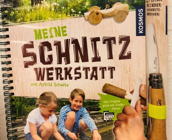 Schnitzwerkstatt Messer-Opinel+Buch