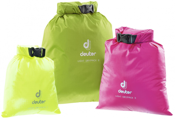Packsack Light Drypack 3 Deuter