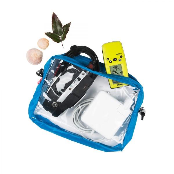 Tasche Clear Bag A5 Transparent