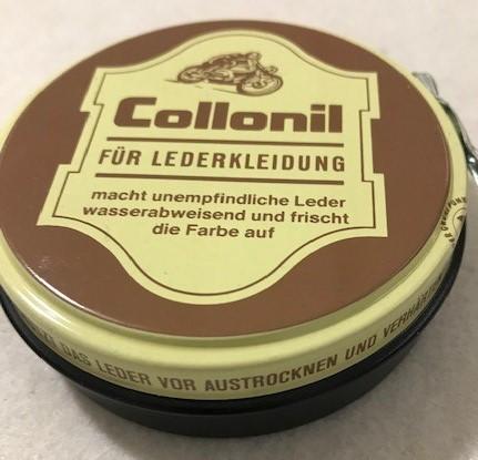 Lederfett Collonil Bekleidung schwarz 75ml
