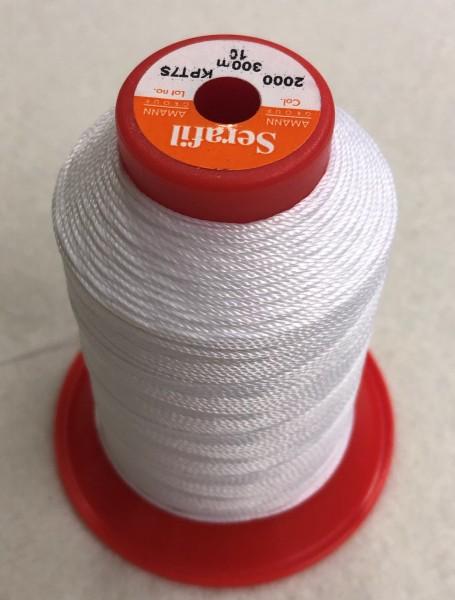 Nähgarn Polyester 10/300 weiß