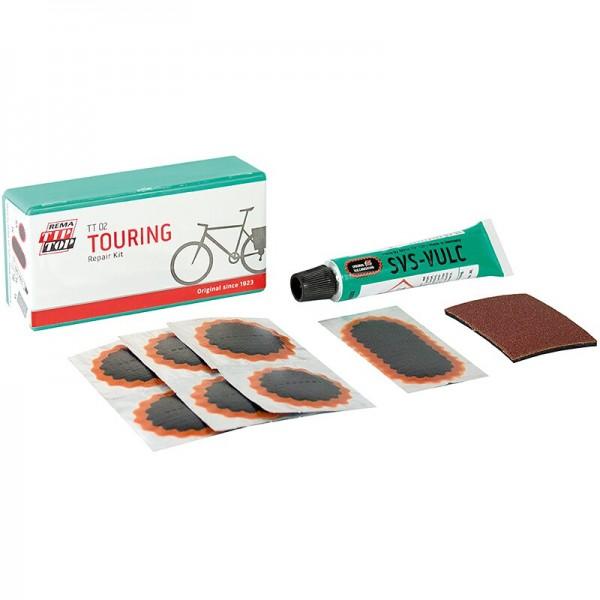 Fahrrad Flickzeug TipTop SET