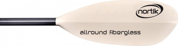 Paddel Allround Fiberglas 4-teilig 230cm