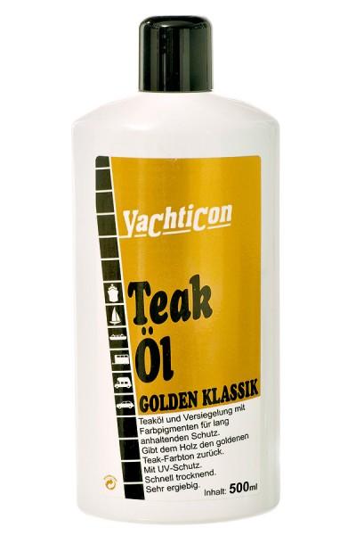 Yachticon Teak Öl Golden Klassik