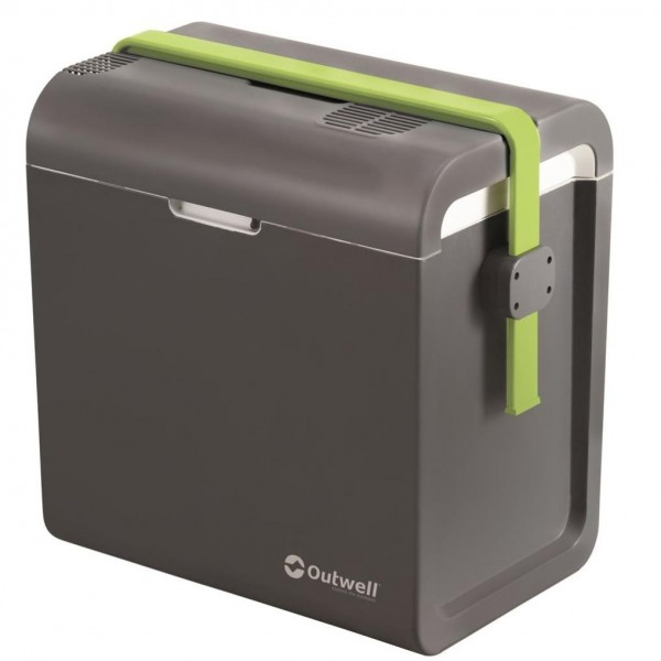 Kühlbox grau 24l 12/230V Outwell