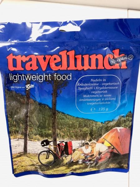Travellunch vegi Nudel Kräutercreme