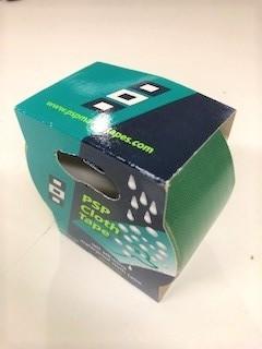 Gewebeklebeband Duck Tape Grün