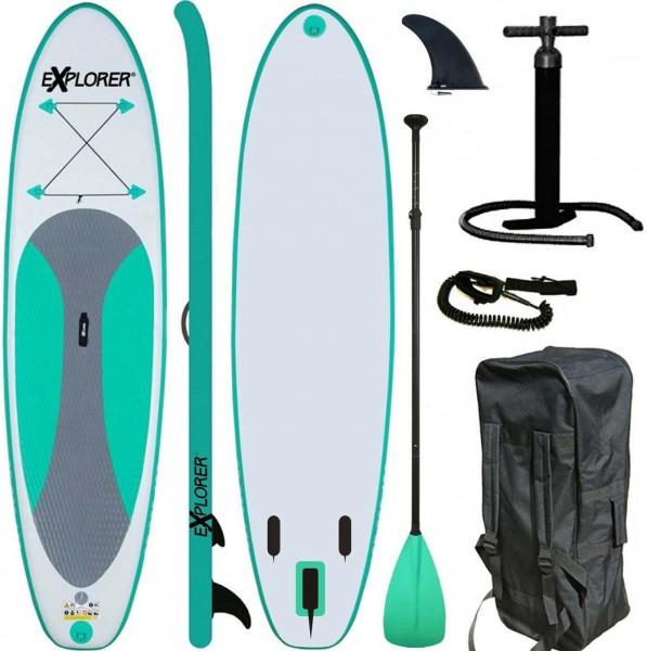 Stand-UP-Paddleset Wave 300 Mint