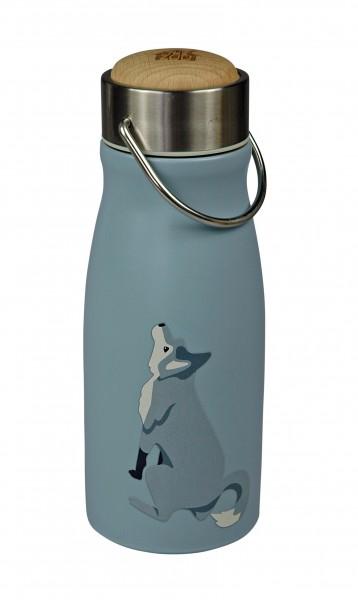 Flasche Flask Wolf
