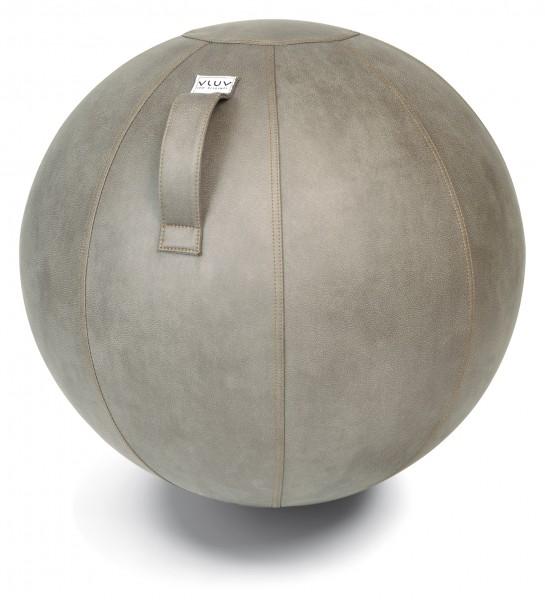 Sitzball VLUV VEEL 60-65 cm Schlamm