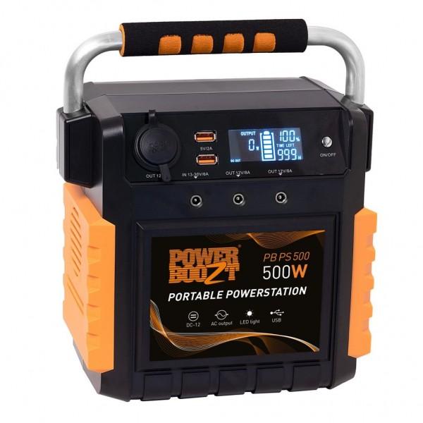PowerBoozt Powerstation Stromversorgung