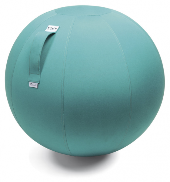 Sitzball VLUV AQVA 60 - 65 cm Aruba Blau