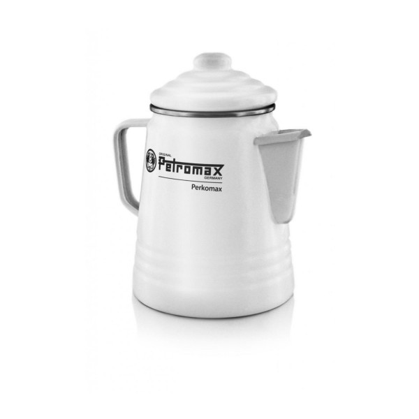 Kaffee/Tee Perkolator weiß Petromax
