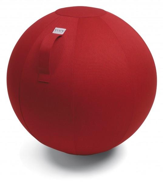 Sitzball VLUV LEIV 60 - 65 cm ruby