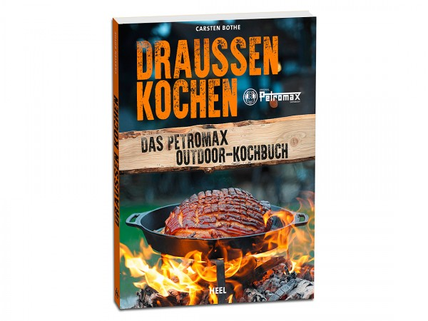 Kochbuch Draußen Kochen Petromax