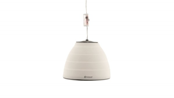 Lampe Orion Lux Cream weiß Outwell