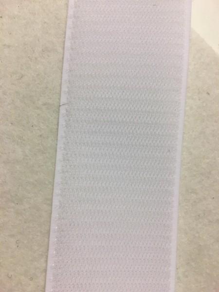 Hakenband Standard 50mm weiß