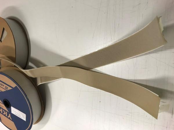 Restposten Klettband selbstklebend 50mm Beige