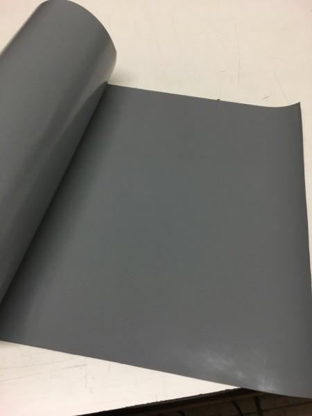 PVC-Schürze 50cm Grau