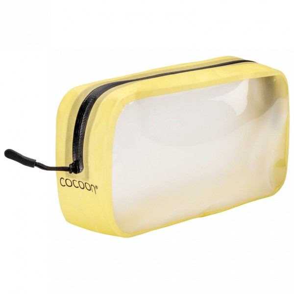 Washbag Carry On Liquid yellow