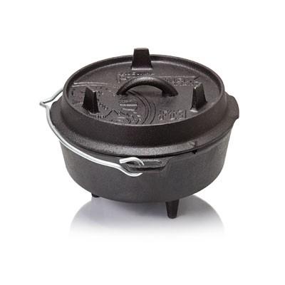 Feuertopf Dutch Oven 3 mit Füßen