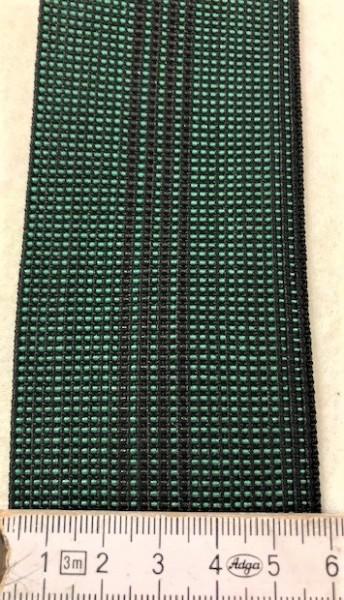 Gummi Gurtband Elastic 60mm