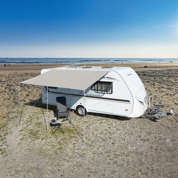 Zelt Vordach Sonnendach Playa 350x240 grau