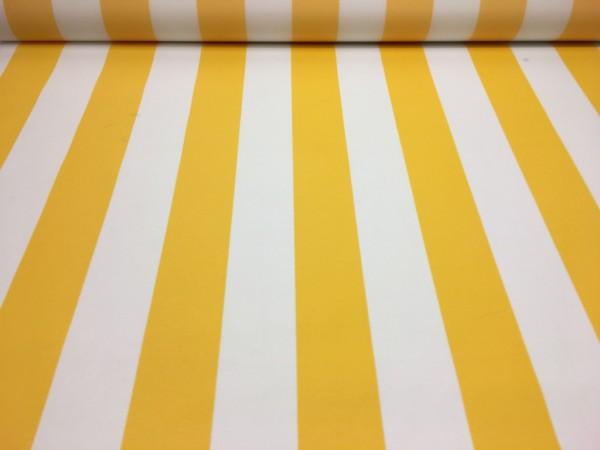 Airtex Classic 200g/m² 170cm gelb/weiß
