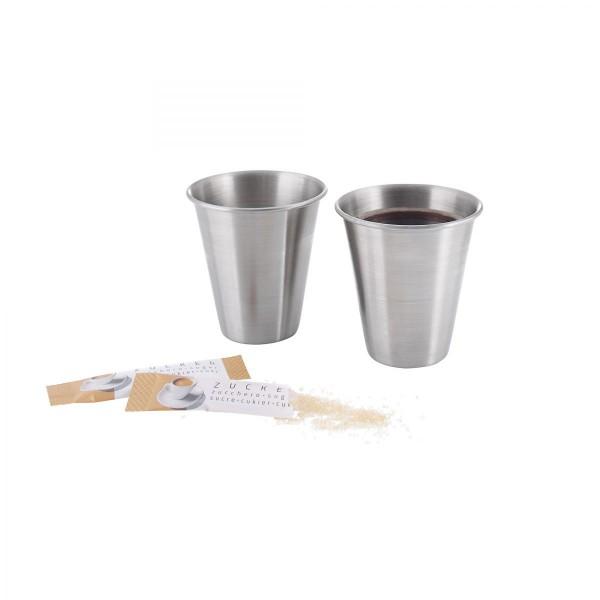 Shot Cup Set Tatonka Edelstahl